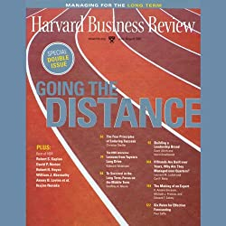 Harvard Business Review, Managing For the Long Term