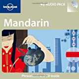 Lonely Planet Mandarin Phrasebook and Audio CD 1st Ed.: 1st Edition
