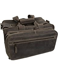Canyon Outback Provo 13-inch Leather Range Bag