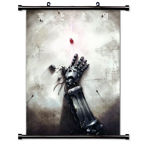 1-X-Fullmetal-Alchemist-Anime-Fabric-Wall-Scroll-Poster-16-X-22-Inches