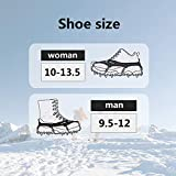 Leadrise Ice Snow Grips Crampons Traction