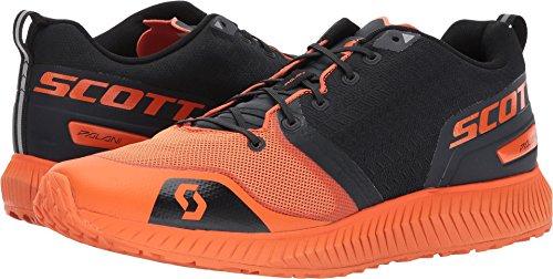 Scott Palani Running Shoe - Men's Black/Orange, 10.0