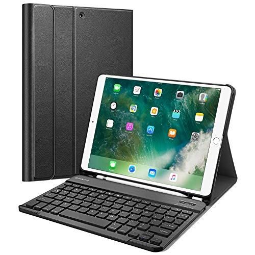 Fintie Keyboard Case with Built-in Pencil Holder for iPad Air 2019 3rd Gen/iPad Pro 10.5
