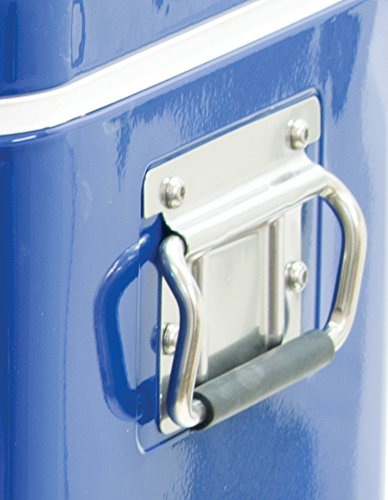 Margaritaville Outdoor ATC54MV-28 Margaritaville It's 5 O'clock Somewhere 54 Quart Steel Portable Bottle Opener Cooler, Blue by Margaritaville Outdoor (Image #7)