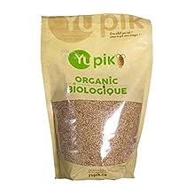 Yupik Organic Golden Flax Seeds, 1Kg
