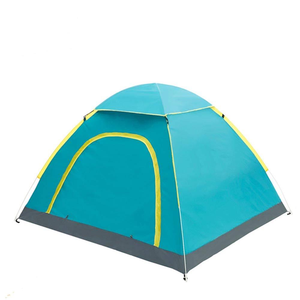 GXYZZ Ombrellone Esterno Gratuito per Costruire Tenda Campeggio Famiglia Forniture Campeggio Tenda velocità Tenda Aperta