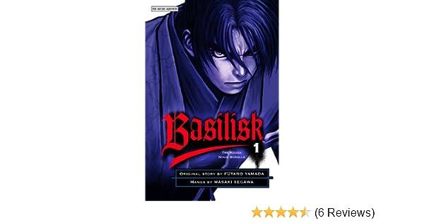 Basilisk: v. 1: Masaki Segawa: 9780099503972: Amazon.com: Books