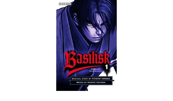 Basilisk Volume 1: v. 1: Amazon.es: Masaki Segawa: Libros en ...