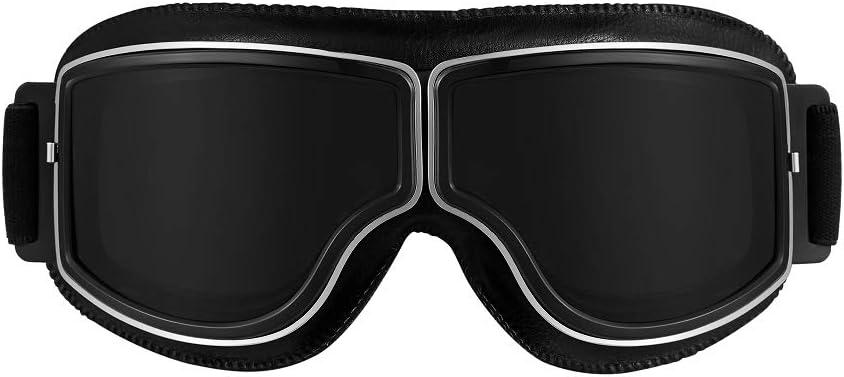 ALCADAN Ski Goggles – Over Glasses Ski Snowboard Dust-Proof Goggles for Men, Women Youth – 100 UV Protection