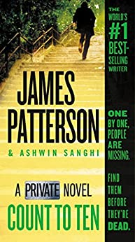 Count to Ten: A Private Novel by [Patterson, James, Sanghi, Ashwin]