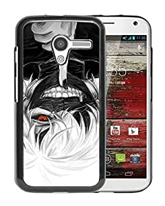 Excellent protection,Lightweight and durable Tokyo Ghoul Mask 2 Black MOTO X Case