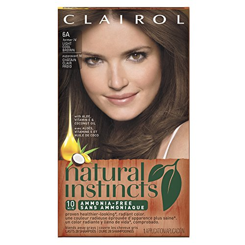 semi permanent brown hair dye - 8