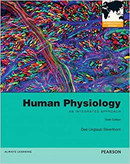 Test bank for human physiology an integrated approach 6th edition.