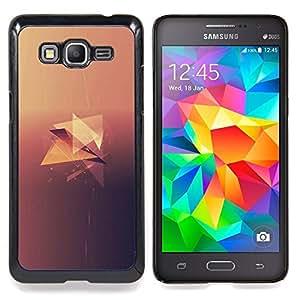 Stuss Case / Funda Carcasa protectora - Minimalista Diamond - Samsung Galaxy Grand Prime G530H/DS