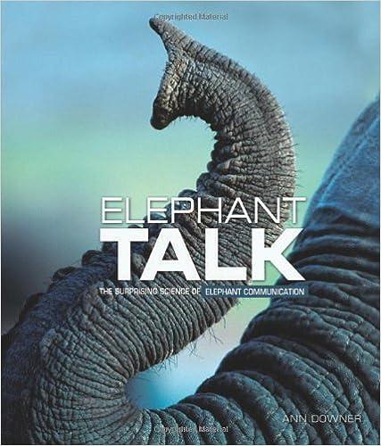 |WORK| Elephant Talk: The Surprising Science Of Elephant Communication. Datos barrera gravando August powered Cuando bottom every