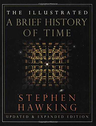 The Illustrated Brief History of Time, Updated and Expanded Edition cover