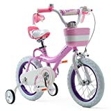 Bunny Girl's Bike Pink 16 inch Kid's bicycle