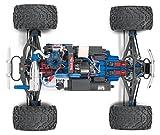 Traxxas Revo 3.3: 1/10 Scale 4WD Nitro-Powered