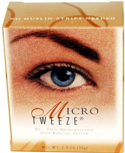 Micro Tweeze Hair Microwave Hair Remover by Micro Tweeze