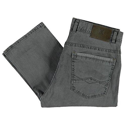 engbers Herren Hose mit raffinierten Detaillösungen, 23098, Grau
