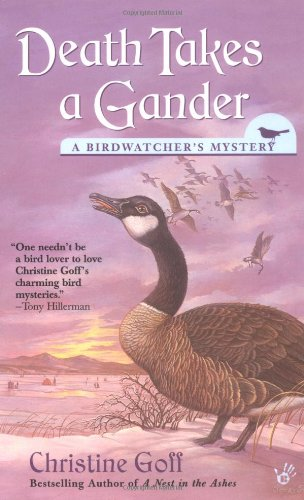 Death Takes a Gander (Birdwatcher's Mysteries) - Canada Goose Women Used