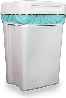 product image for Thirsties Diaper Pail Liner, Aqua