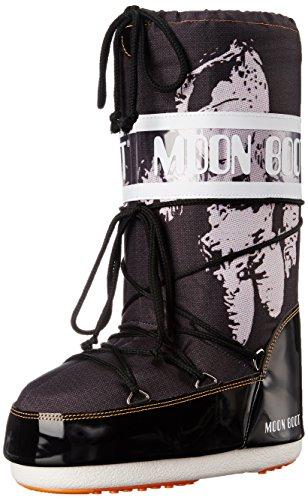 Tecnica Women's Moon Boot Astronaut-W, Black, 38 EU/6-7.5 M US ()