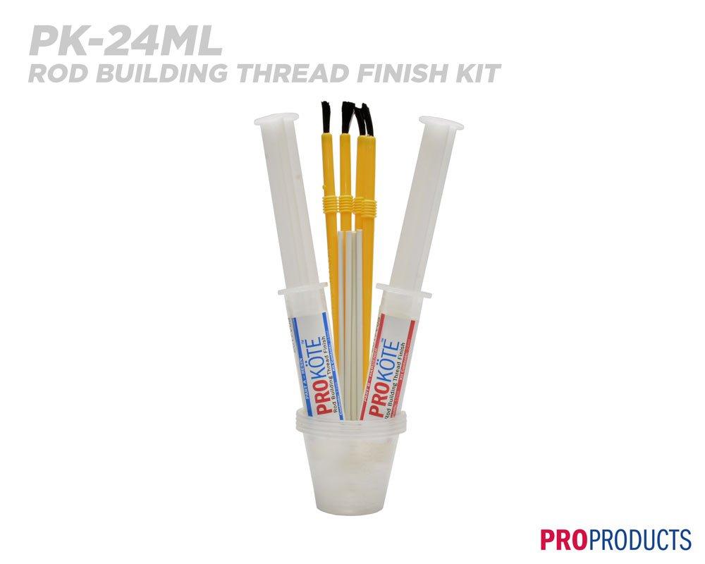 ProKöte Rod Building Thread Finish, Preloaded Syringe Kit