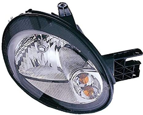 Depo 334-1109R-AS Dodge Neon Passenger Side Replacement Headlight Assembly 02-00-334-1109R-AS