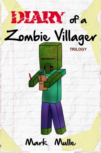 Download Diary of a Zombie Villager Trilogy (An Unofficial Minecraft Book for Kids Ages 9 - 12 (Preteen) PDF