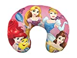Disney Princess Friendship Travel Neck Pillow, Pink Neck Pillow