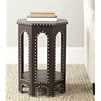 Safavieh Home Collection Nara Charcoal End Table
