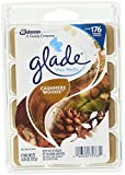 Glade Wax Melts Air Freshener Refill, Cashmere Woods, 11 Count, 4.26 Ounce