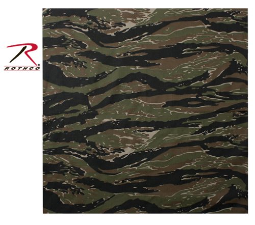 Tiger Stripe Camo Bandana - 2 Pack