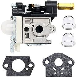 Qazaky Carburetor Gasket for RB-K70A RB-K66A RB-K66B Zama Echo GT-200R GT-230 GT-231 HC-150 HC-151 HC-160 HC-161 HC-180 HC-181 HC-200 HC-201 HCR-150 HCR-151 PAS-230 PAS-231 PE-200 PE-230 PE-231