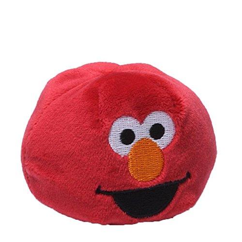- Sesame Street 4048670 Elmo Beanbag Pal Plush