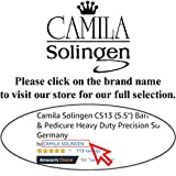 "Camila Solingen CS08 4"" Professional Nail Cuticle"