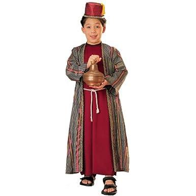 Amazon.com: Tres Reyes Magos Costume – Large: Clothing