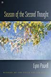 Image of Season of the Second Thought (Wisconsin Poetry Series)
