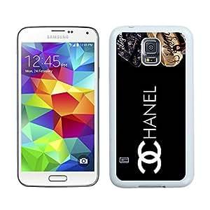 NEW DIY Design Beautiful Fashion Hard Shell Samsung Galaxy S5 Cover Case 29 White
