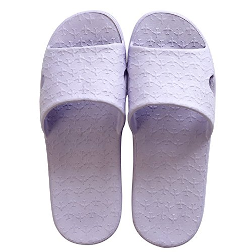 slippers 39 floor Indoor antiskid light purple bathroom slippers 38 fwqARIwx