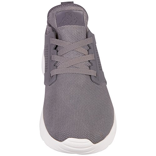 Adulte Talent 1616 Kappa Grey Mixte Baskets Grau qAdcxt1g