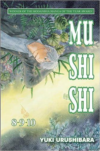 Mushishi, Volumes 8, 9, and 10