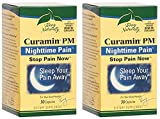 Terry Naturally/Europharma -Curamin PM, 30 Capsules -2 Pack