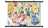 SKET Dance Anime Fabric Wall Scroll Poster