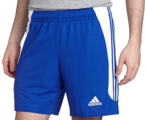 adidas Men's Nova Short (Cobalt, White, X-Large)
