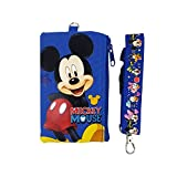 Disney Mickey and Minnie Mouse Drawstring Backpacks