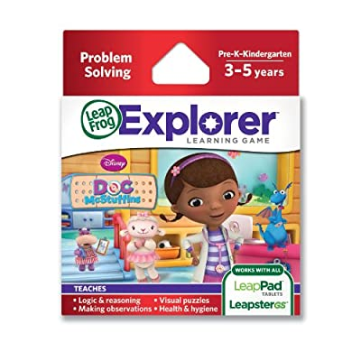 LeapFrog Explorer Learning Game: Disney Doc McStuffins