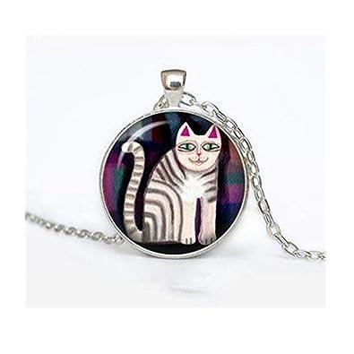 sea-maiden Funky - Collar para Gato, joyería para Gatos ...