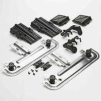 ERW10712394 For W10712394 Whirlpool Dishwasher Rack Adjuster Kit